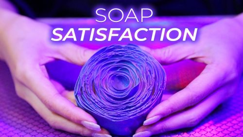 Satisfying Soap Triggers with ASMR Bakery